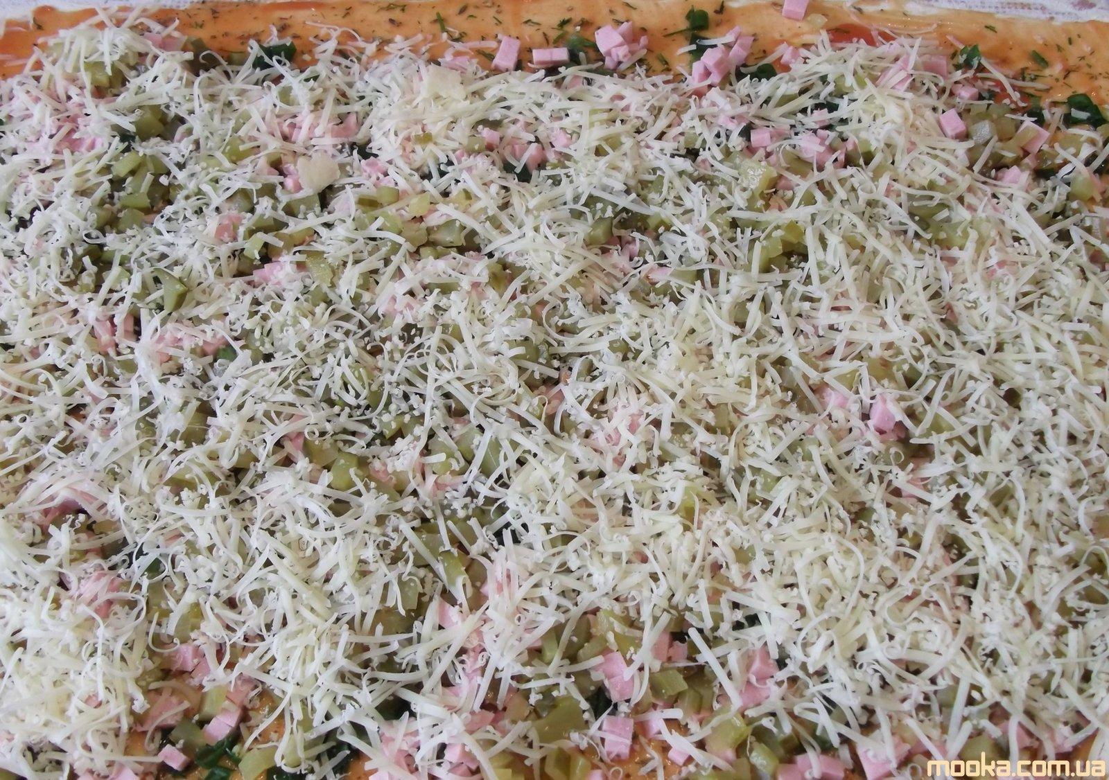 Мини-пицца 08