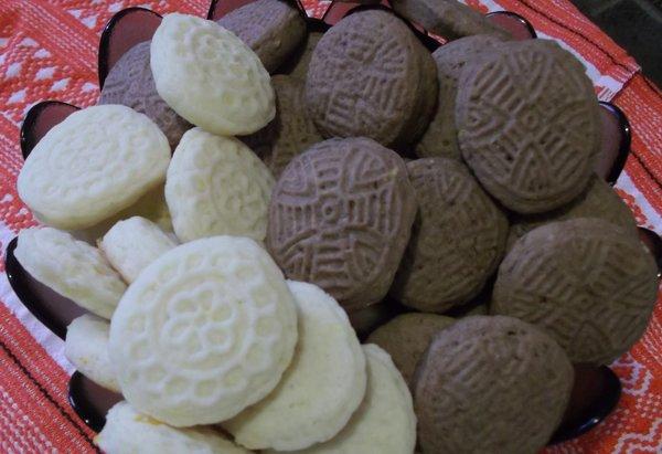 Печенье на рассоле (штамп)