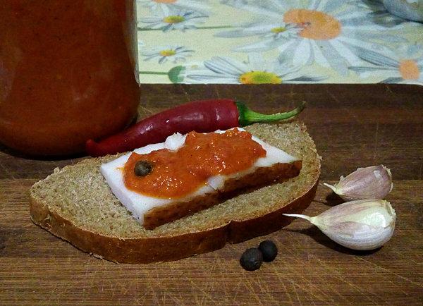 томатна гірчиця
