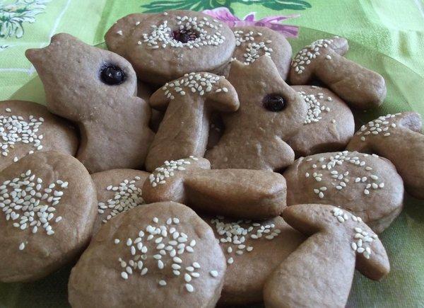Печенье на рассоле 2