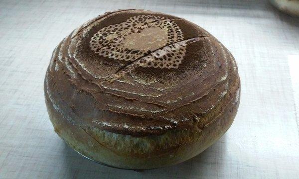 Хлеб на закваске Секова