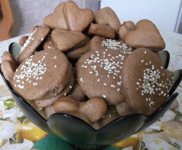 Печенье на рассоле 1