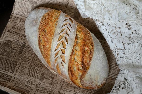 хлеб и муки 2 сорта