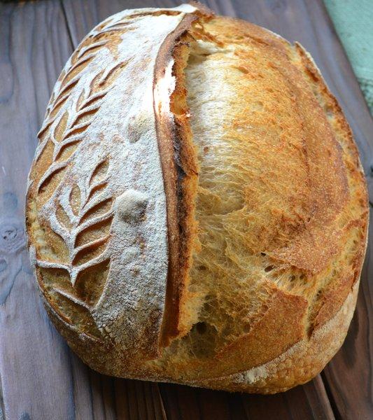 хлеб с рисом